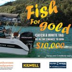 Win $10,000 prize with Fish & Game's Fish for Gold