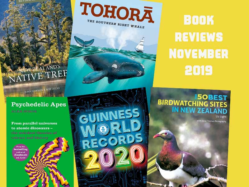 Book reviews NZ November 2019