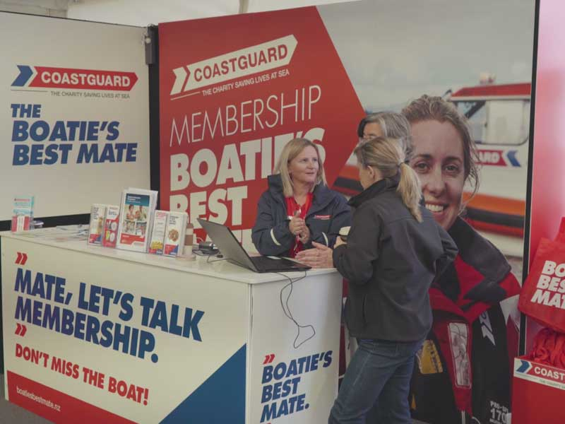 Coastguard NZ membership benefits
