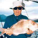 Chasing holiday snapper