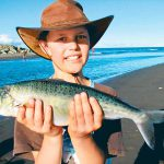 Catching kahawai – a great family sports fish
