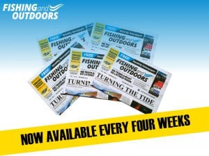 Fishing & Outdoors turns four-weekly