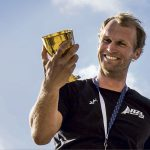 Josh Junior becomes the first Kiwi to win the Finn Gold Cup