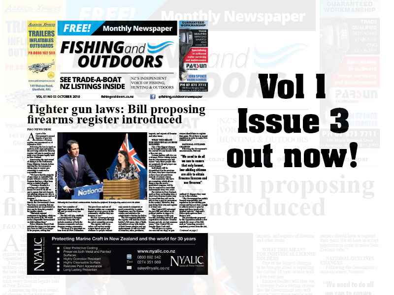 Fishing & Outdoors September 2019