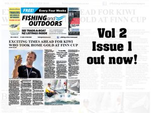 Fishing & Outdoors Vol 2 Issue 1 2020