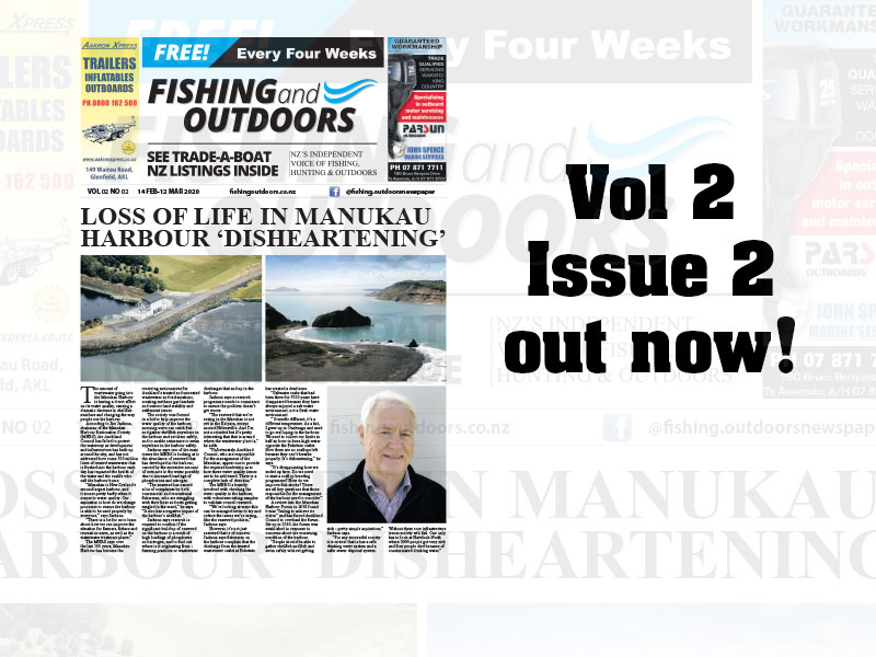 Fishing & Outdoors Vol 2 Issue 2 2020