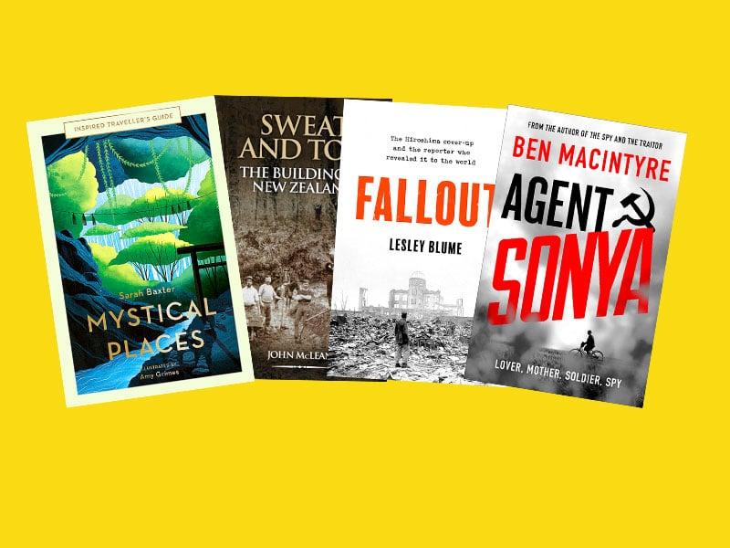 Book reviews October 2020