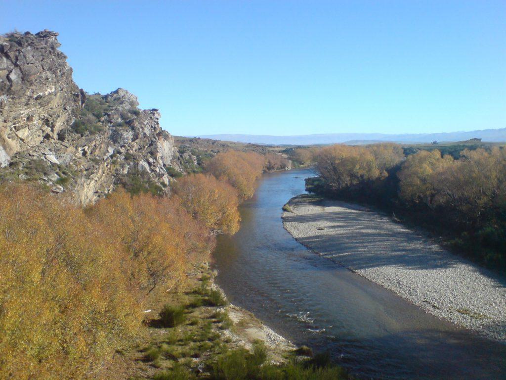 Manuherekia River in Otago