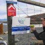 Precautionary winter closure of Upper Tekapo Canal sports fishery